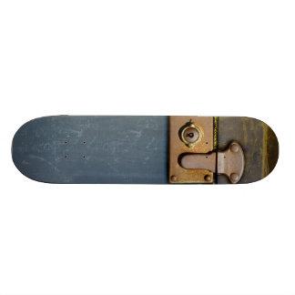 urban locked grunge skateboard