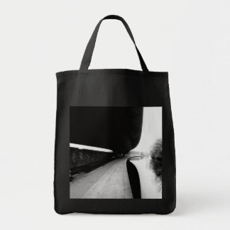 URBAN LONDON - CITYSCAPE Grocery Tote Bag