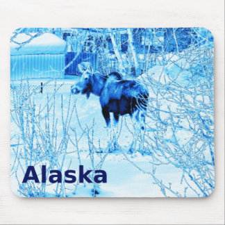 Urban Moose Mouse Pad