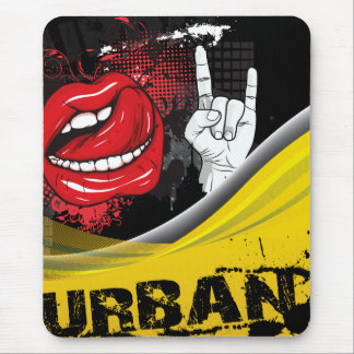 Urban Mouse Pad