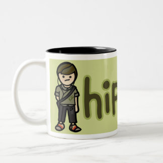 urban mug of too cool for you.