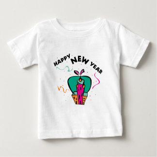 Urban New Year Baby T-Shirt