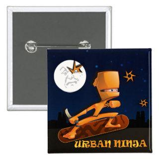 Urban Ninja Buttons