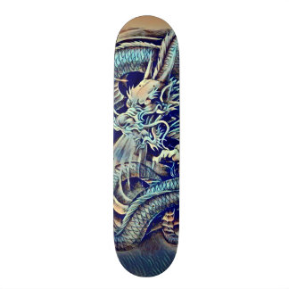 Urban Ninja Chinese Dragon Pro Park Deck