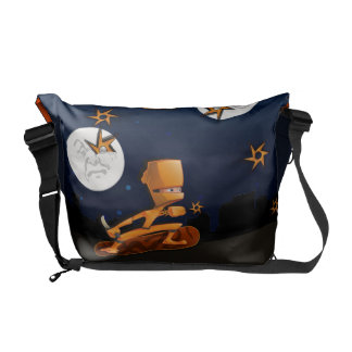 Urban Ninja Messenger Bags