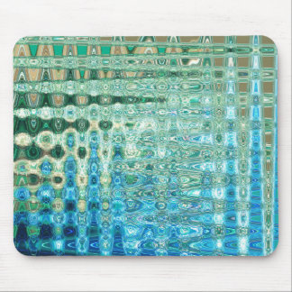 Urban Oasis Mousepad Designed by Artist C.L. Brown