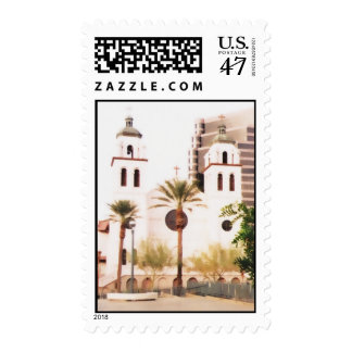 Urban Oasis Stamp