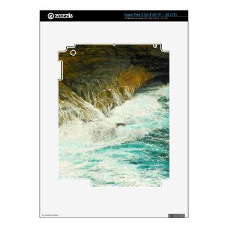 Urban Ocean iPad 3 Skins