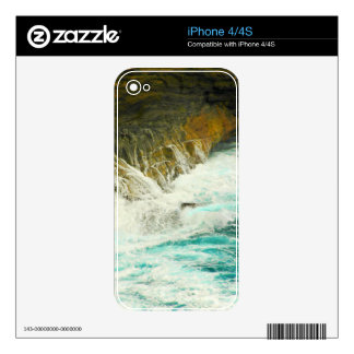Urban Ocean Skins For The iPhone 4