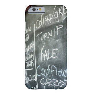 urban organic community garden barely there iPhone 6 case