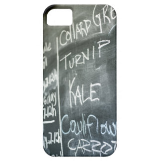 urban organic community garden iPhone SE/5/5s case