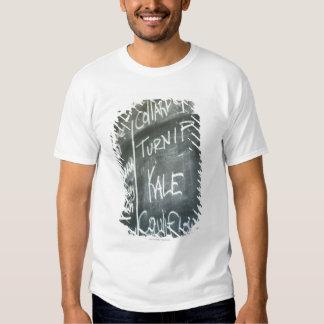 urban organic community garden shirt