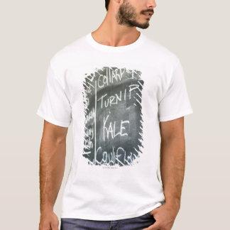 urban organic community garden T-Shirt