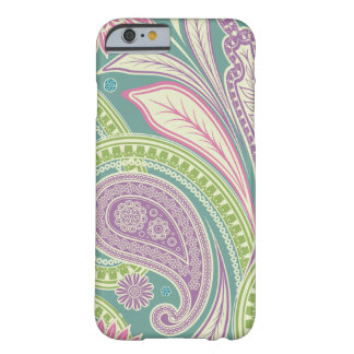 Urban Paisley Flowers Barely There iPhone 6 Case
