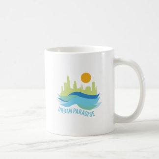Urban Paradise Coffee Mug