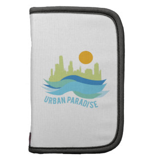 Urban Paradise Folio Planners