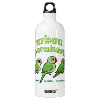 Urban Parakeets SIGG Traveler 1.0L Water Bottle