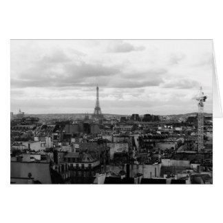 Urban Paris Card