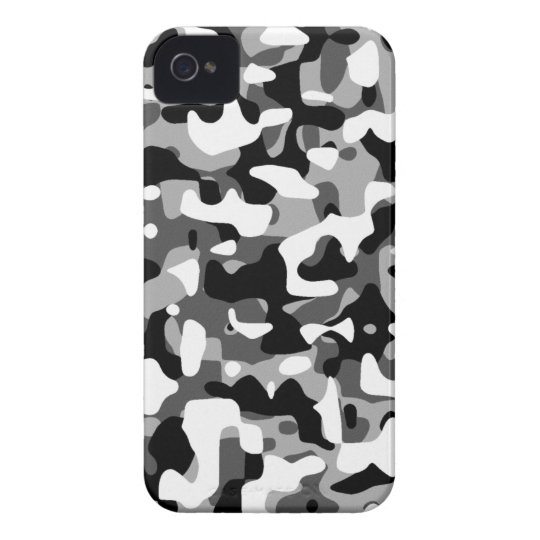 Urban Pattern Camo Iphone4/4S Cover