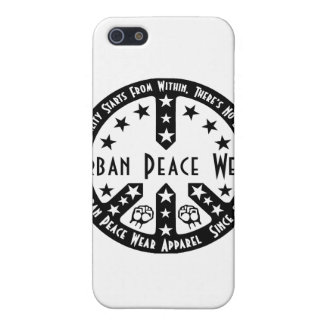 Urban Peace Wear Case For iPhone SE/5/5s