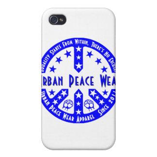 Urban Peace Wear iPhone 4 Case