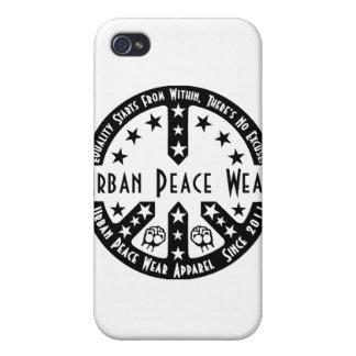 Urban Peace Wear iPhone 4 Cases