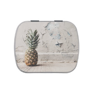 Urban Pineapple Candy Tins