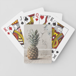 Urban Pineapple Playing Cards