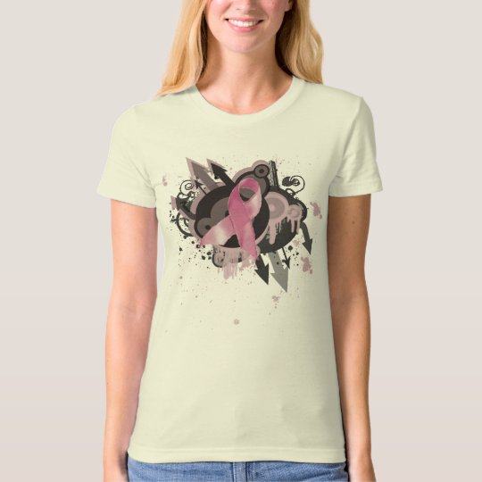 Urban Pink Ribbon T-Shirt