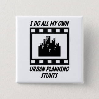 Urban Planning Stunts Button