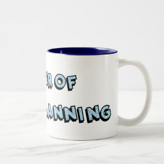 Urban Planning Two-Tone Coffee Mug