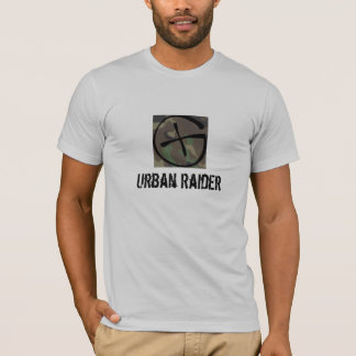 Urban Raider Geocaching shirt