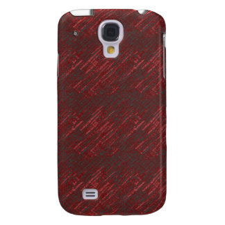 Urban Red Grunge iPhone3G Galaxy S4 Cases