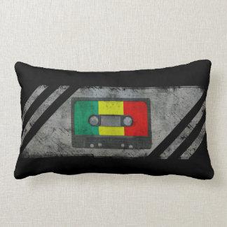 Urban reggae cassette pillows
