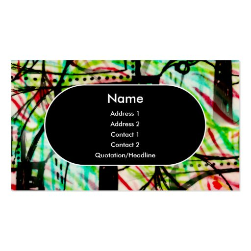 Urban Revival - Full Color Double-Sided Standard Business Cards (Pack Of 100)