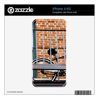 Urban Rider iPhone 4S Decal