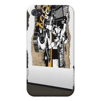 Urban Rip -  iPhone 4/4S Cover