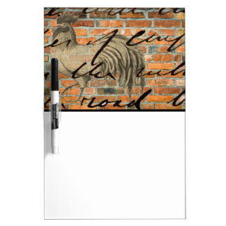 Urban Rooster Dry-Erase Board