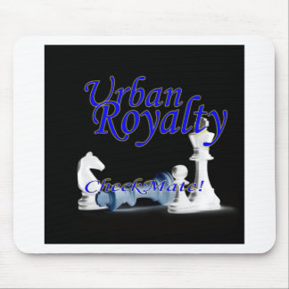 Urban Royalty Checkmate Mouse Pad