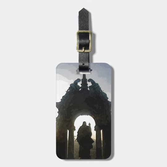 Urban Salvation • Berlin Luggage Tag