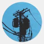 Urban Sentinel Sticker