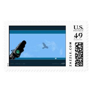 Urban Settings-One Stamp