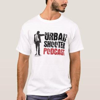 Urban Shooter Podcast Tee