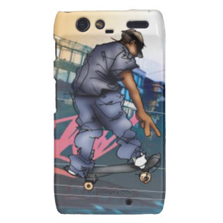 Urban Skateboarder - Droid RAZR Case