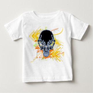 Urban Skull Baby T-Shirt