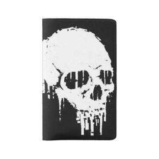 Urban Skull Large Moleskine Notebook