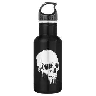 Urban Skull Stainless Steel Water Bottle