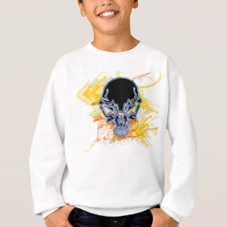 Urban Skull Sweatshirt