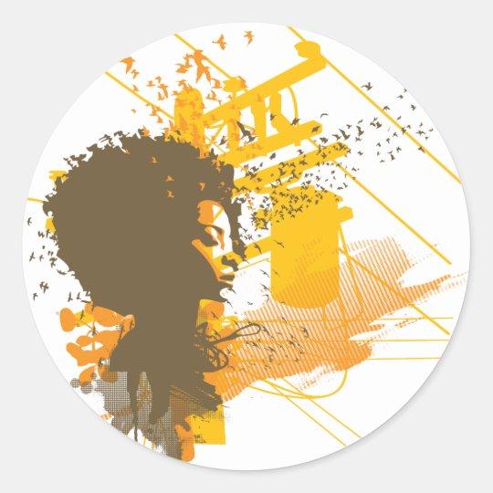 Urban Soul Sticker