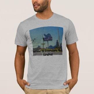 Urban Spraw Greenboro, NC T-Shirt
